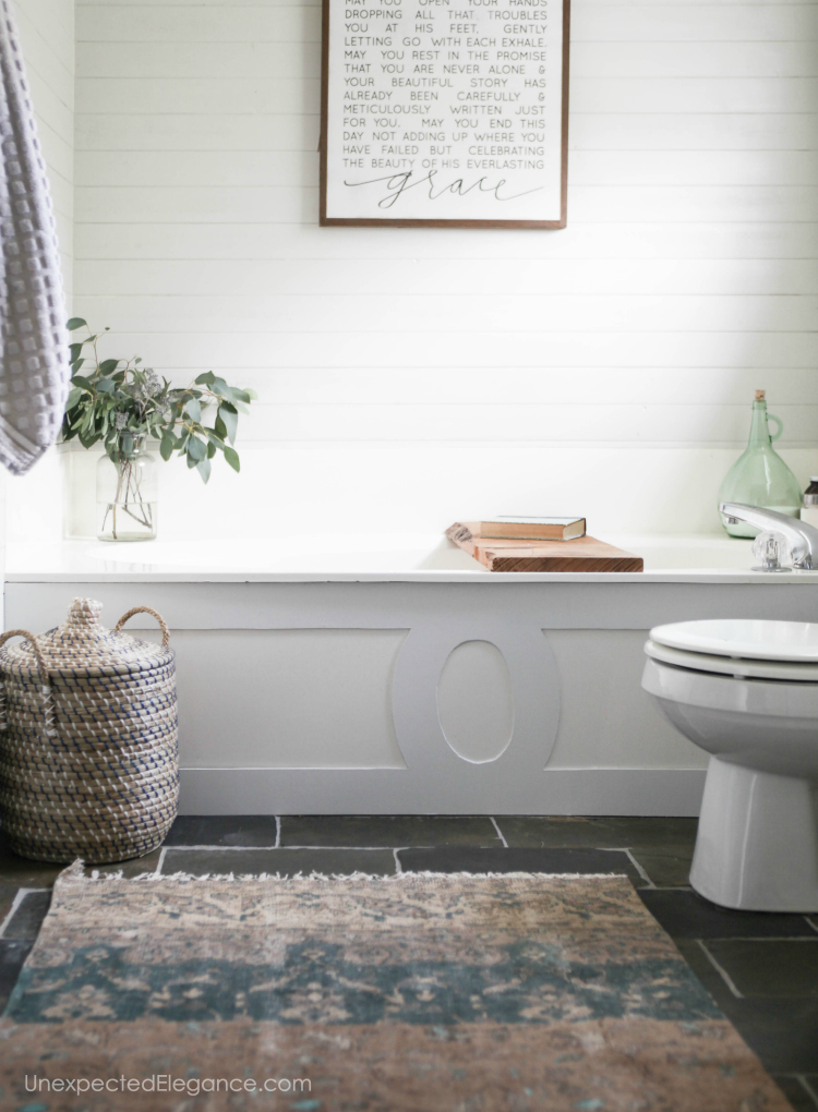 Small Bathroom Updates For Under Unexpected Elegance - Update your bathroom on a budget