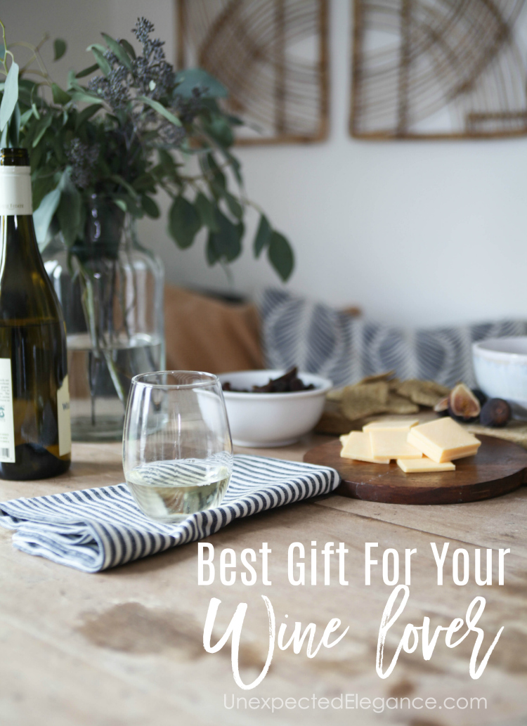 "If you are looking for the perfect gift for a ""hard-to-buy-for"",  wine lover... then I have just the thing!! Did you know there's a DNA test to help determine your palette?"