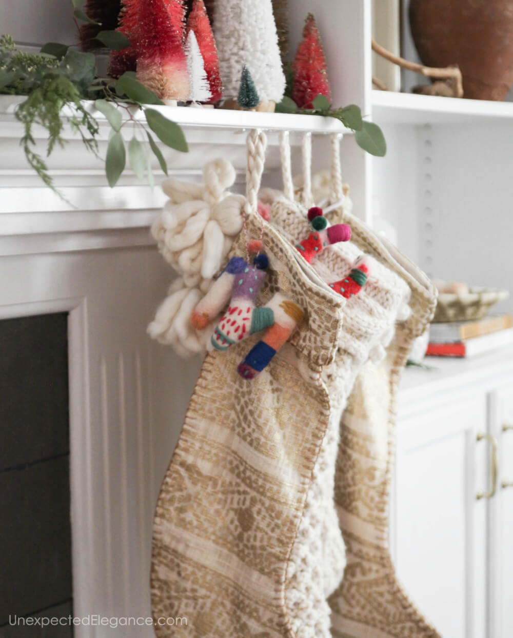Simple holiday decor ideas to create an inviting home without the stress.