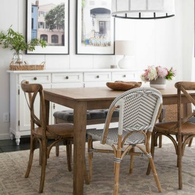 5 Ways to Update Your Dining Room Table