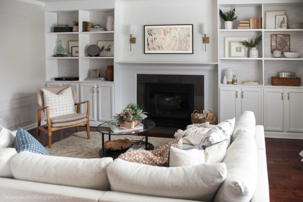 Find Out How To Hang A Tv Over Fireplace And Hide The Cords