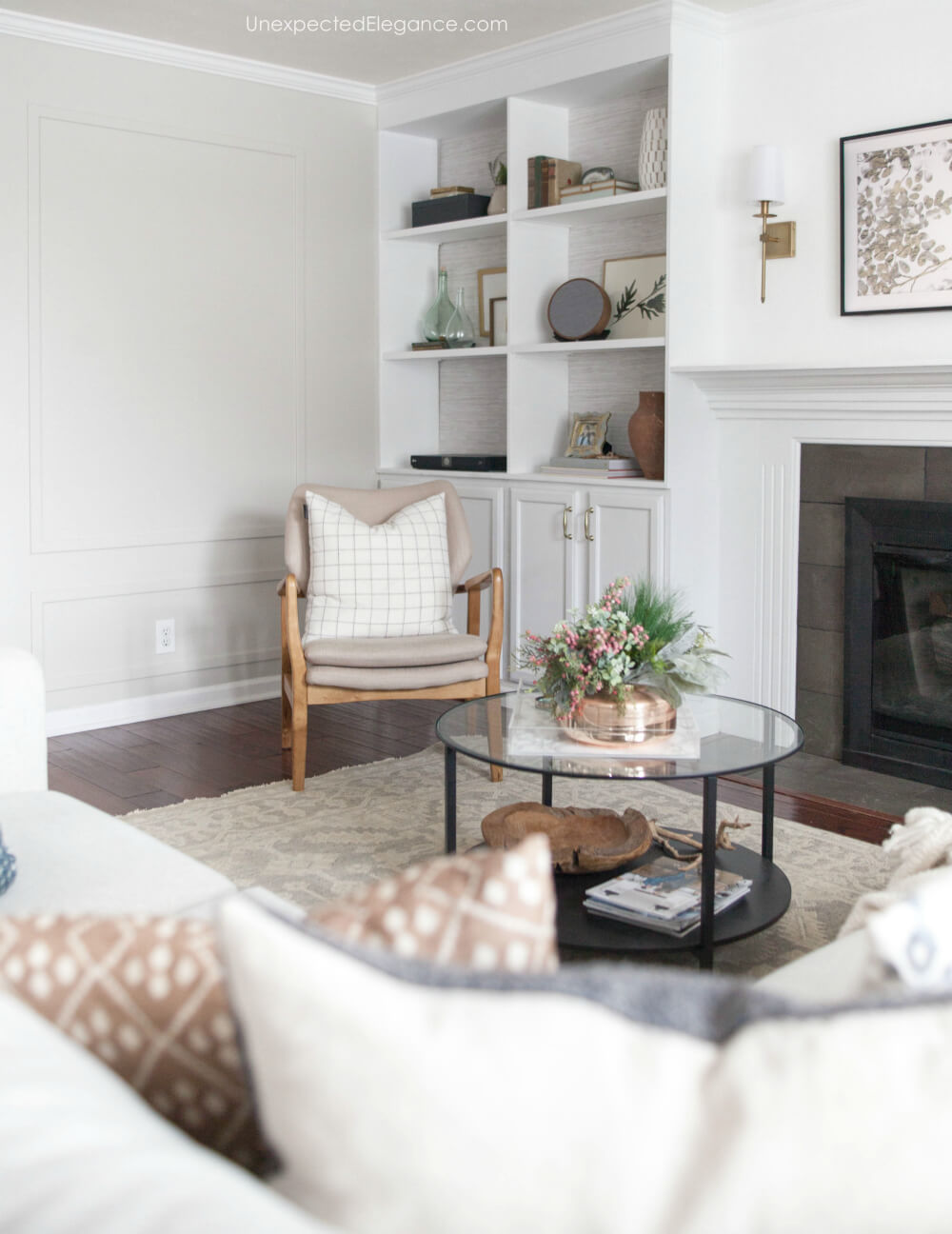 Are you creating the home you love?  You might have the wrong mindset!?  See how to curate you home with just changing a few simple things about how you approach it.