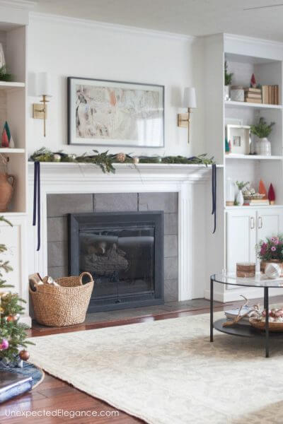 Simple and Cozy Christmas Decor