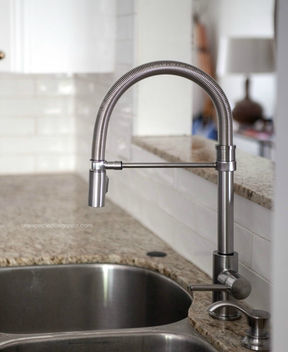 New Kitchen Faucets |ORC PROGRESS | Unexpected Elegance